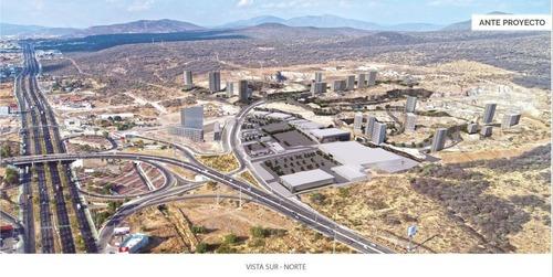 terreno de 3,554.16 m2 uso de suelo mixto en juriquilla