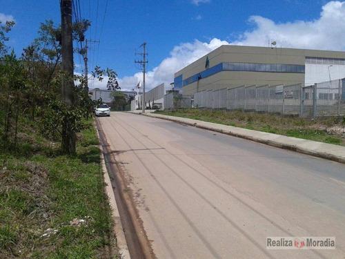 terreno de 4.000 m²  -  granja viana - te0076