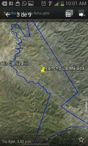 terreno de 4381 hectáreas no se fracciona ubicado en car higuerillas-toliman,qro