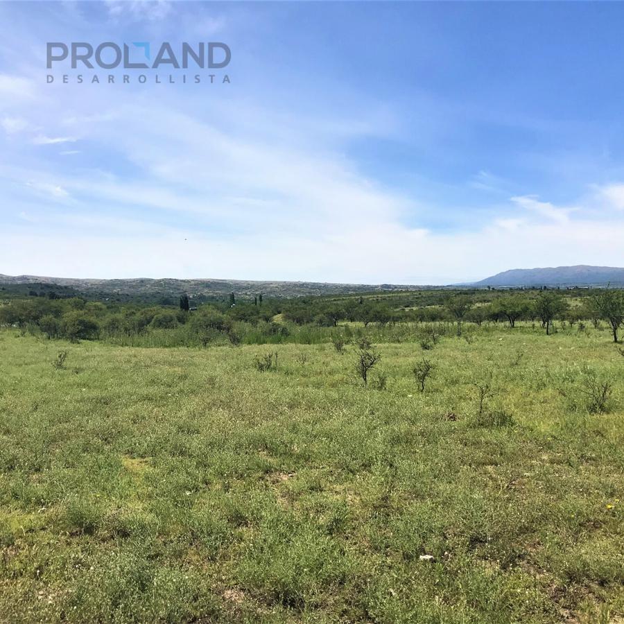 terreno de 4,5 hectáreas - la falda - provincia de córdoba.