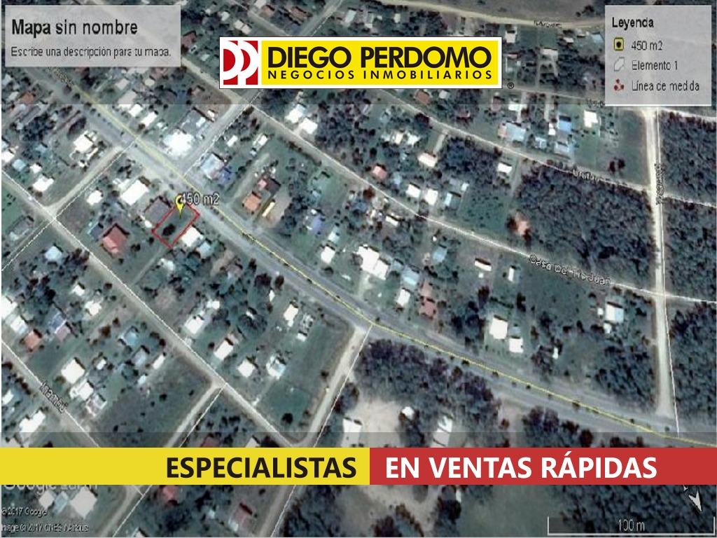 terreno de 450 m² en venta, balneario kiyú - uruguay