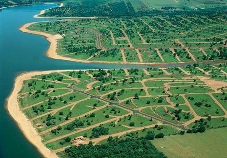 terreno de 450 m2   lindo local! terras de sta cristina ii