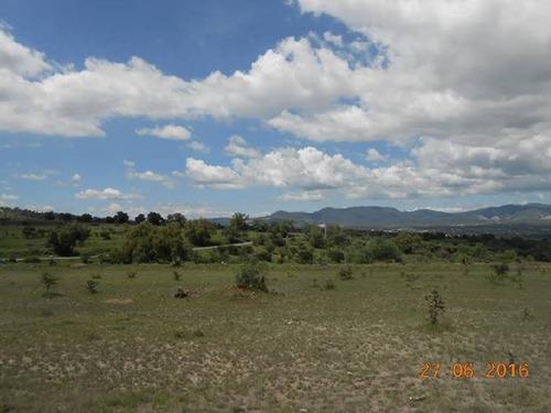 terreno de 5 hectarias y media  55,000 m2  apaxco de ocampo