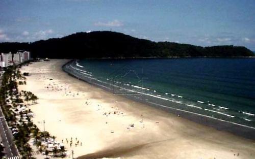 terreno de 530 m² em frente à praia na vila caiçara em praia grande