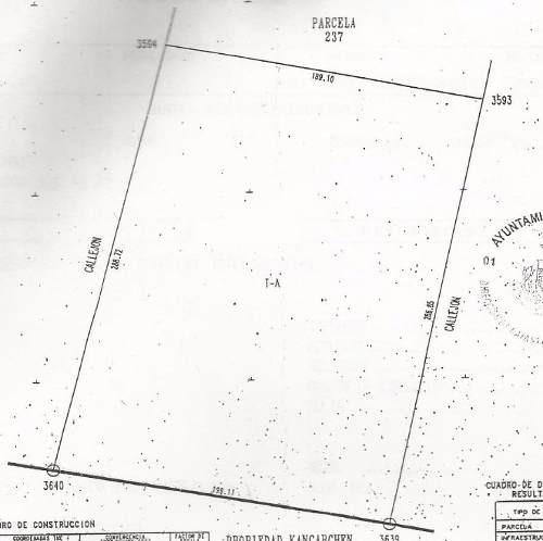 terreno de 5.5 ha en cholul, cerca de la carr. mérida- motul