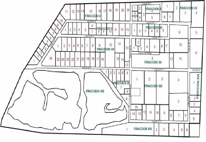 terreno de 5.600 m2 en venta - parq indus de quilmes