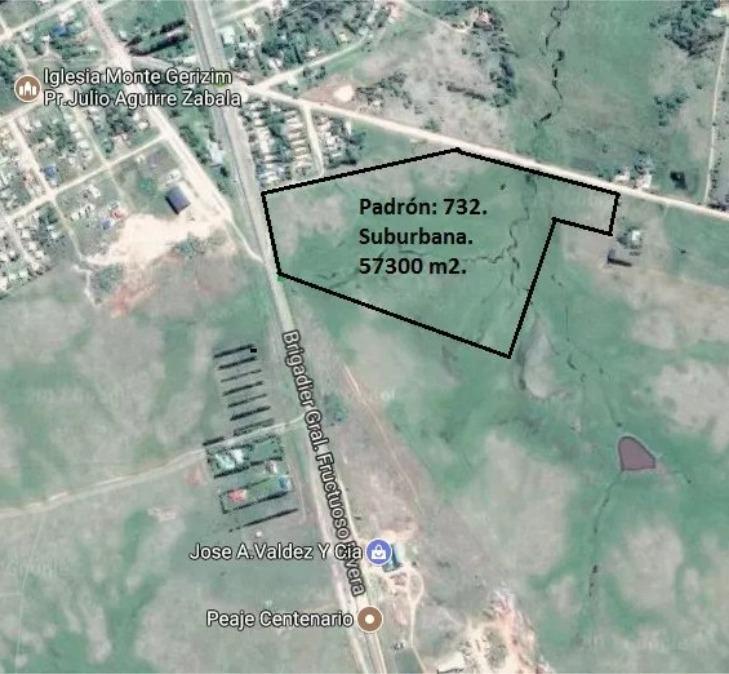 terreno de 5,7 ha pueblo centenario próx. upm 2