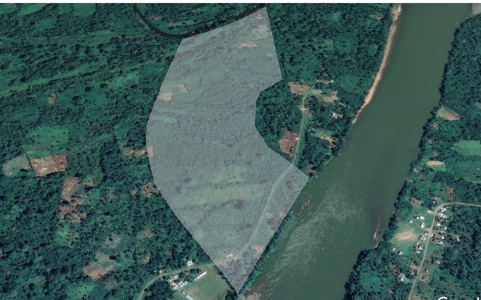terreno de 60 hectareas en orellana