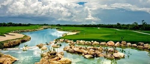 terreno de 600m2 sobre av. del  jaguar country club yucatan