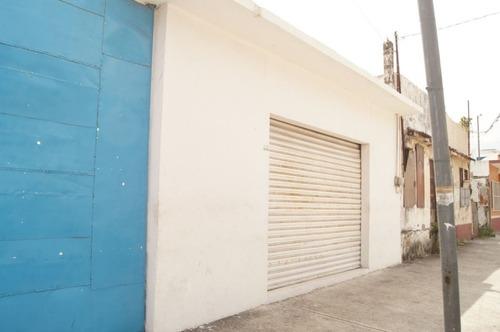 terreno de 625 m2 en venta en centro veracruz, veracruz.