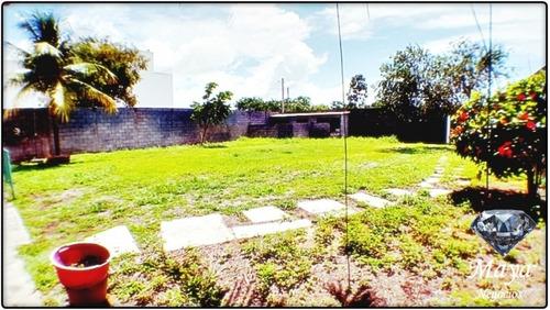 terreno de 655 m² c/ edícula na orla 14 - 473