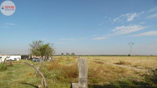 terreno de 7 hectáreas en venta en salida al mezquital