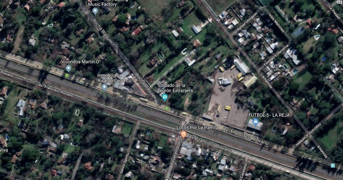 terreno de 7000 m2 sobre ruta 7 estación de servicio****