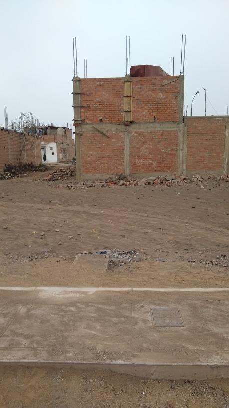 terreno de 90 m2 , con título de propiedad carabayllo