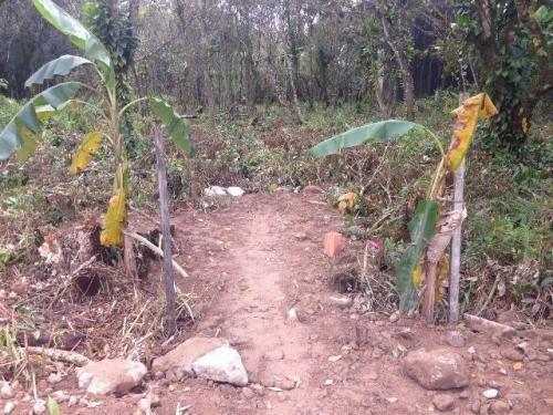 terreno de chácara com poste no litoral em itanhaém 3279 e