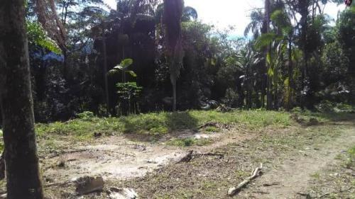 terreno de chácara em condomínio no lado praia, itariri-sp!
