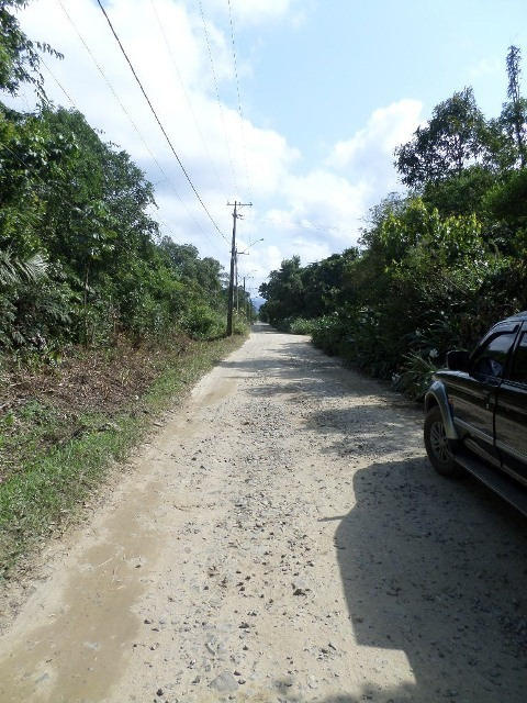 terreno de chácara em itanhaém-sp