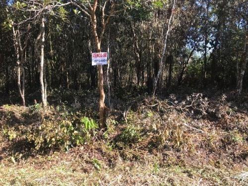 terreno de chácara escriturado em itanhaém-sp - ref 4391-p