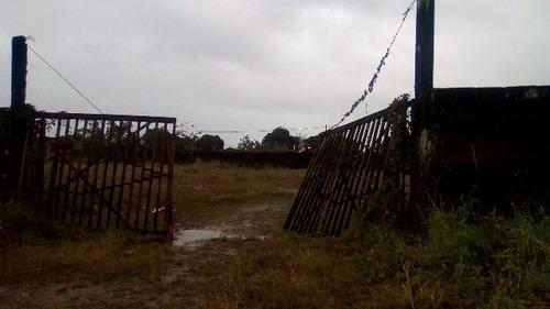 terreno de chácara no bairro bopiranga, em itanhaém  ref3196