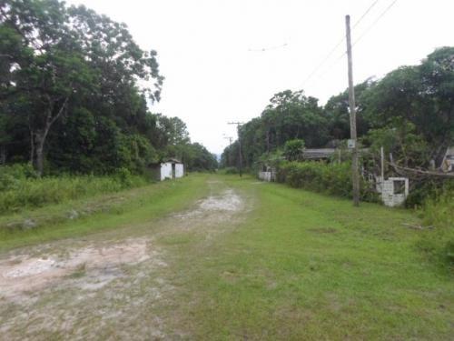terreno de chácara no bopiranga, em itanhaém