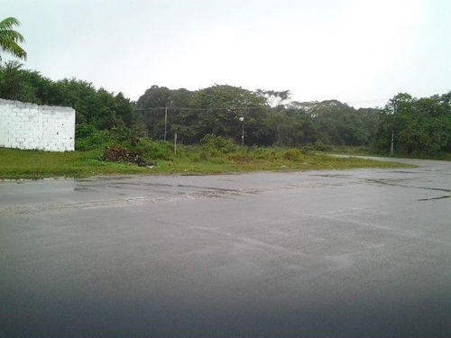 terreno de chácara no jardim coronel, em itanhaém - ref 2914