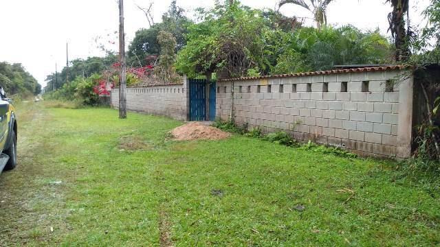 terreno de chácara no jardim são fernando, em itanhaém!