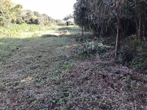 terreno de chácara no jd. são fernando, medindo 3300 m²!!!