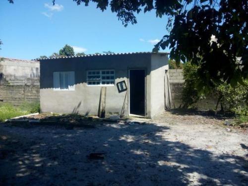 terreno de chácara todo murado em itanhaém-sp - 5418/pg