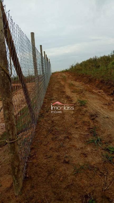 terreno de chácaras à venda no recantos das águas em capivari. - te0210