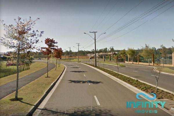 terreno de condomínio, alphaville, gravataí - r$ 160 mil, cod: 416 - v416