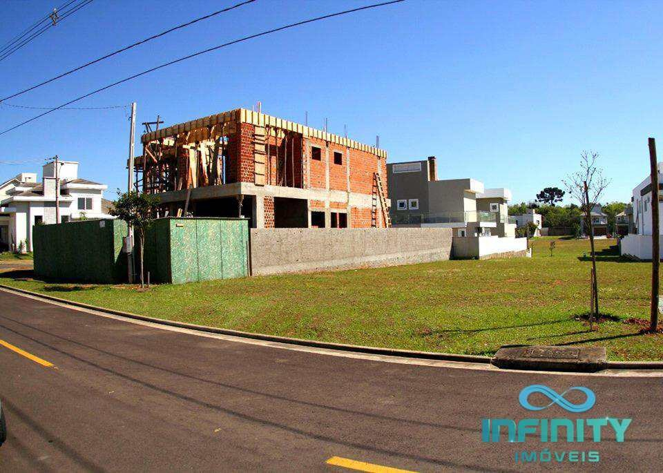terreno de condomínio, alphaville, gravataí - r$ 244 mil, cod: 399 - v399