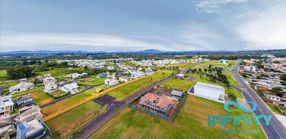 terreno de condomínio, alphaville, gravataí - r$ 265 mil, cod: 419 - v419