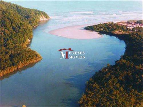 terreno de condomínio, guaratuba costa do sol, bertioga - r$ 110 mil, cod: 684 - v684