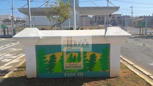 terreno de condomínio, horto florestal iii, sorocaba - r$ 105 mil, cod: 13904 - v13904