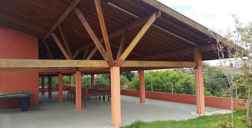 terreno de condomínio, parque residencial nova caçapava, caçapava - r$ 140 mil, cod: 8577 - v8577
