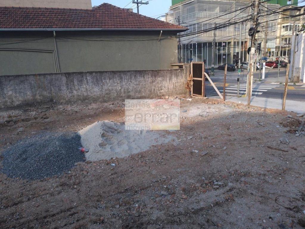 terreno de esquina com 370 m2 com santana. - cf24252