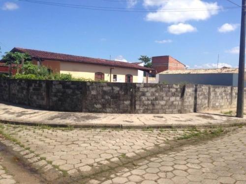 terreno de esquina com escritura, itanhaém-sp - ref 2549-p