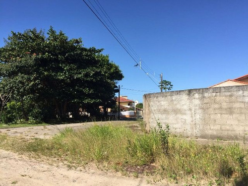 terreno de esquina e murado no balneário tupy, em itanhaem