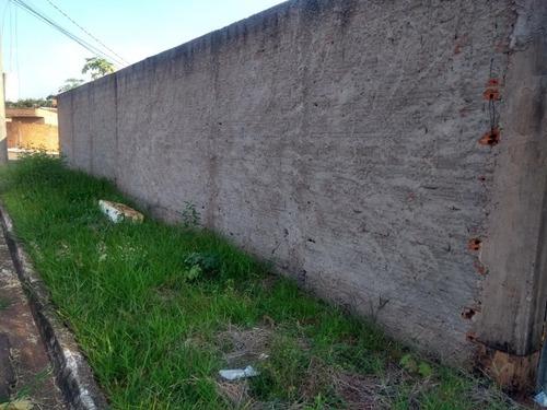 terreno de esquina murado  - 918