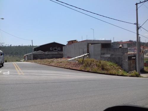 terreno de esquina na avenida- santa julia - investidor -108