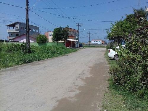 terreno de esquina no jardim anchieta, em itanhaém ref 3393