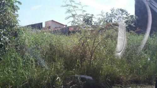 terreno de esquina no jardim regina, em itanhaém