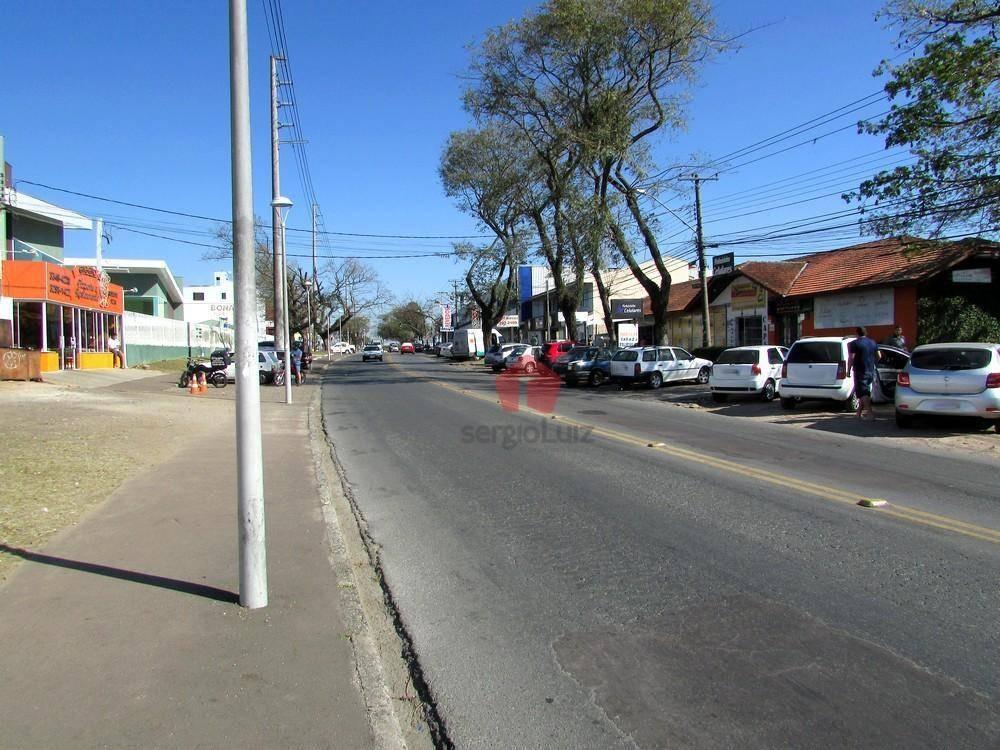 terreno de esquina para locação no bairro pinheirinho - te0016