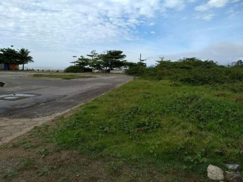 terreno de frente para o mar em itanhaém 3479