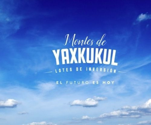 terreno de inversion montes de yaxkukul