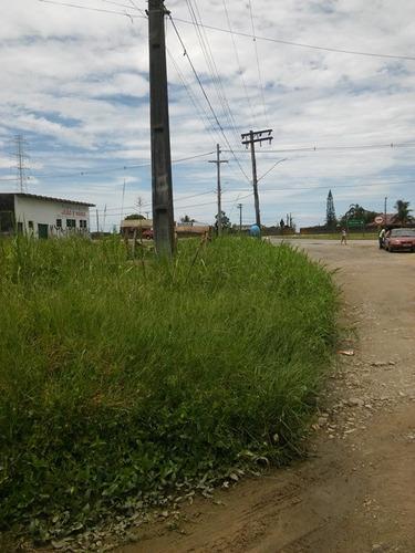 terreno de lote inteiro 342m² em itanhaém litoral sp
