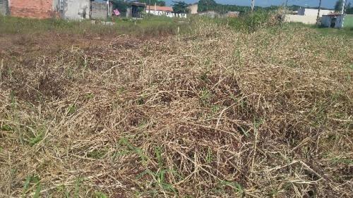 terreno de meio lote no jardim jamaica 4298
