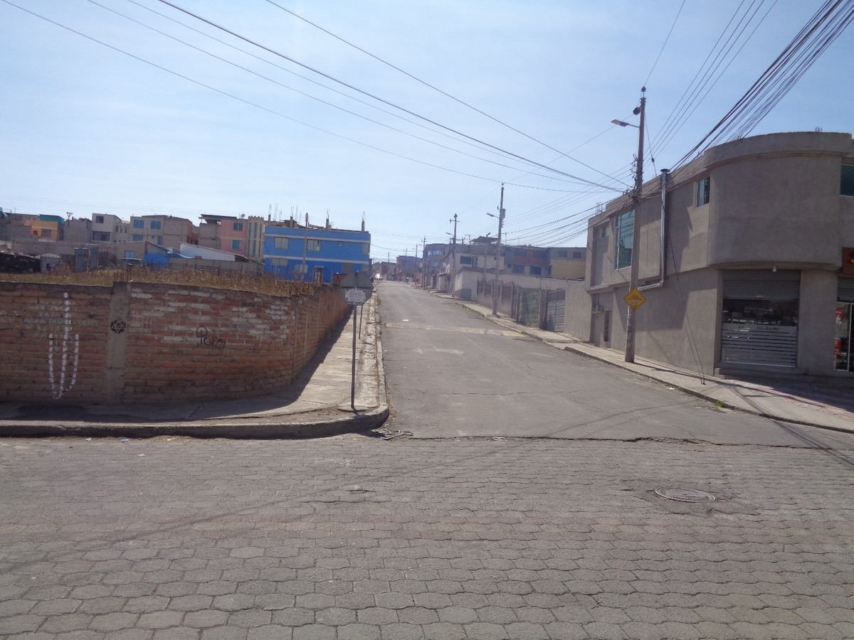 terreno de oportunidad carapungo. sector urb. san josé