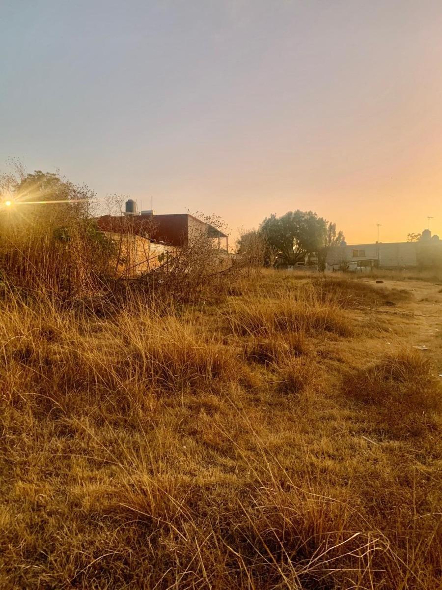 terreno de oportunidad en san francisco teotimehuacan