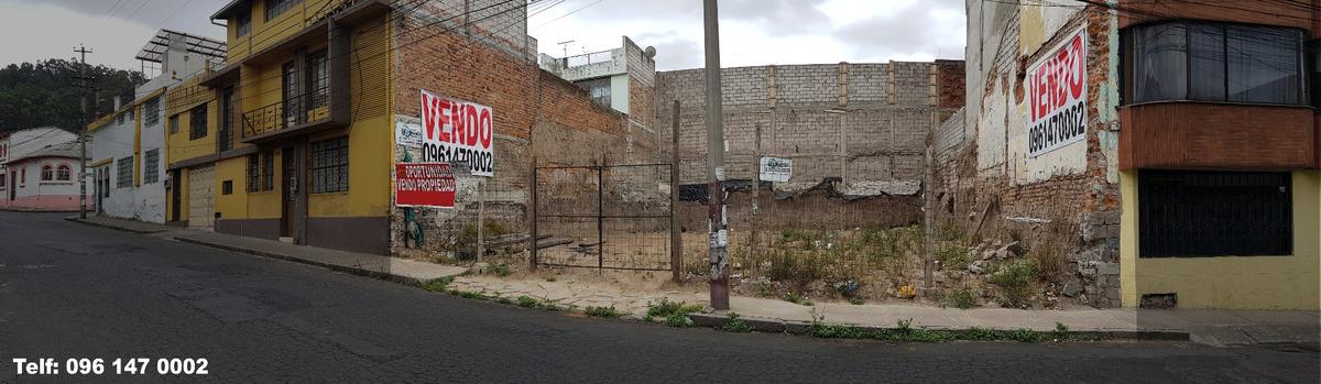 terreno de oportunidad villa flora cerca de parada del metro